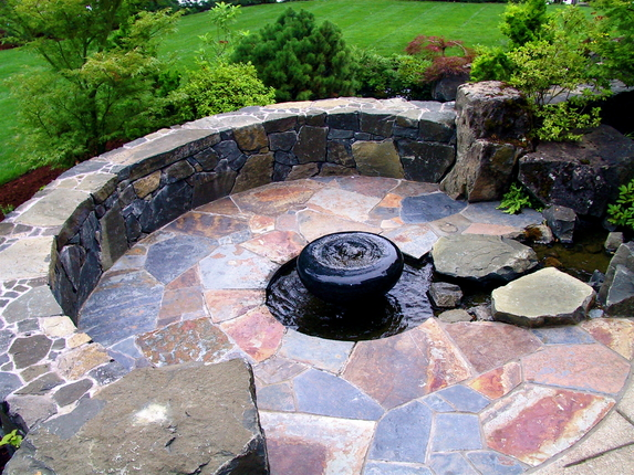 Pathways Garden Walls Patios And Stone Work Hardscapes